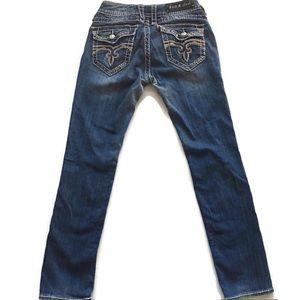 Rock Revival Morgan Straight Leg Jeans 29